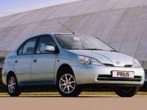 Toyota Prius рестайлинг 2000, седан, 1 поколение, XW11