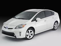 Toyota Prius рестайлинг, 3 поколение, 01.2012 - 12.2015, Лифтбек