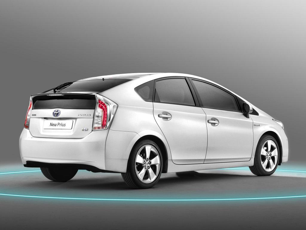 Тойота Приус технические характеристики Toyota Prius