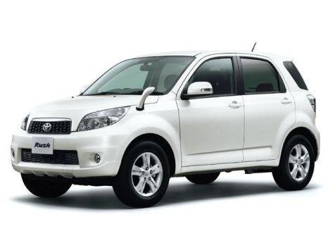 Toyota Rush J200