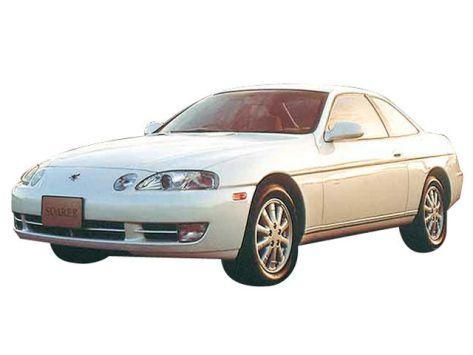 Toyota Soarer (Z30) 05.1991 - 12.1993