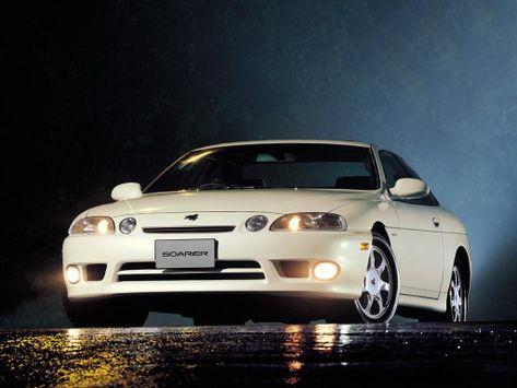 Toyota Soarer (Z30) 08.1996 - 03.2001
