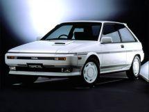 Toyota Tercel 1986, хэтчбек 3 дв., 3 поколение, L30