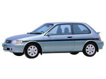 Toyota Tercel рестайлинг 1992, хэтчбек 3 дв., 4 поколение, L40