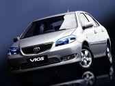 Toyota Vios XP40