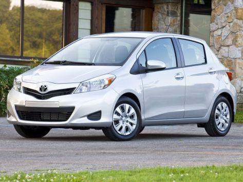 Toyota Yaris (XP130) 12.2010 - 01.2014