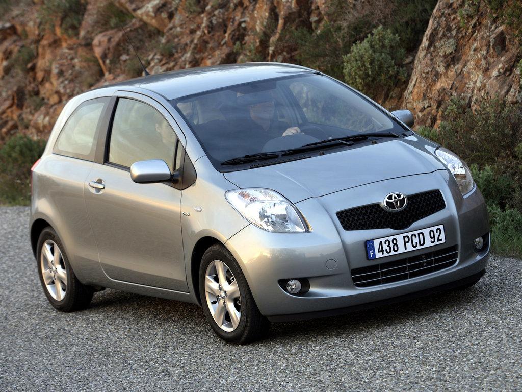 Toyota Yaris 2006 - 2009