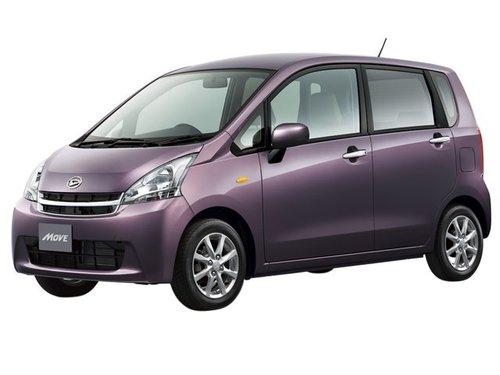 Daihatsu Move 2010 - 2012