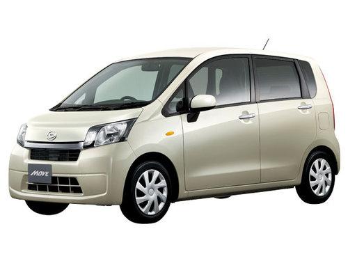 Daihatsu Move 2012 - 2014