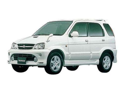 Daihatsu Terios 2000 - 2006