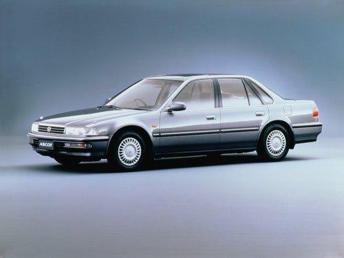 Honda Ascot 1989 - 1991