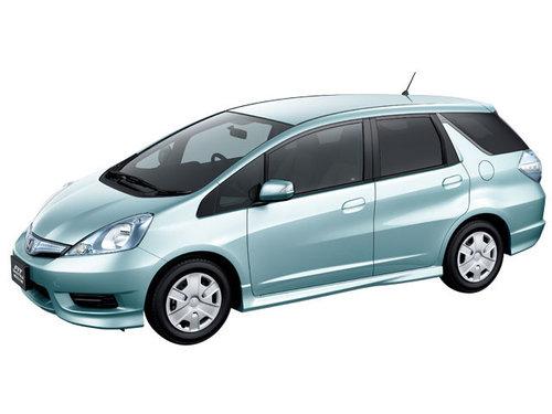 Honda Fit Shuttle 2011 - 2013
