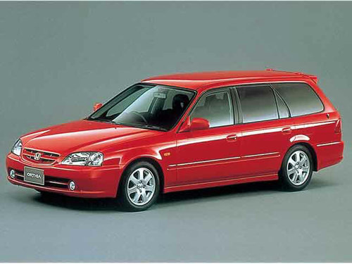 Honda Orthia 1999 - 2002