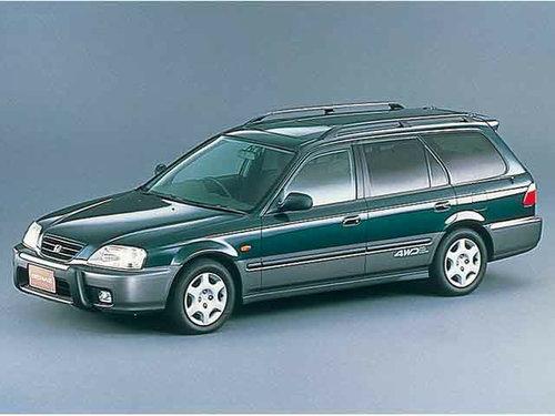 Honda Orthia 1996 - 1997