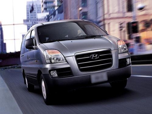 Hyundai Starex 2004 - 2007