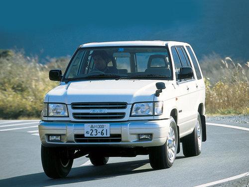 Isuzu Bighorn 1998 - 2002