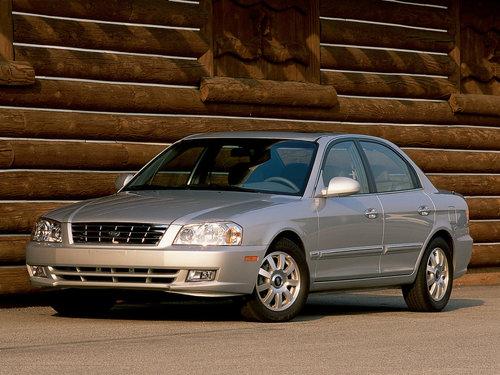 Kia Optima 2000 - 2003