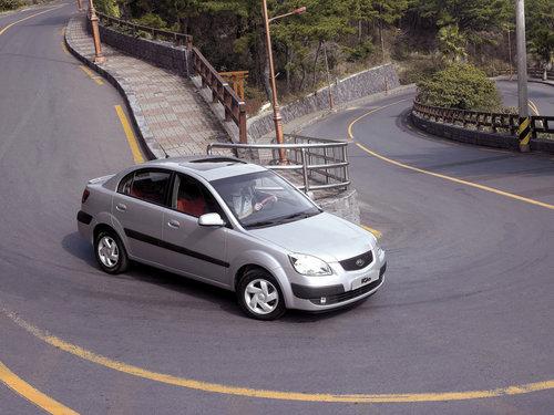 Kia Rio 2005 - 2009