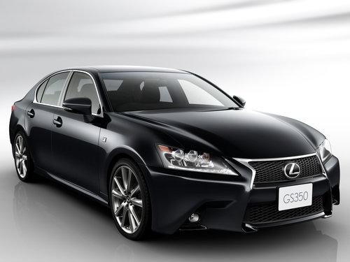 Lexus GS350 2012 - 2015