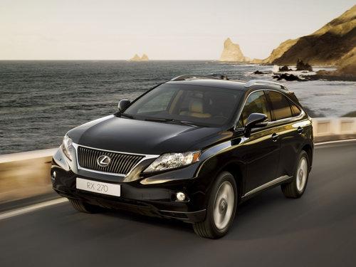 Lexus RX270 2010 - 2012