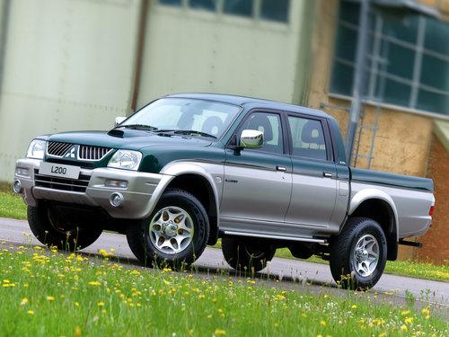 Mitsubishi L200 2005 - 2006