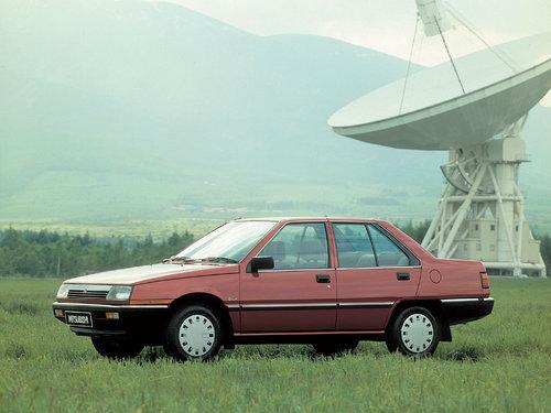 Mitsubishi Lancer 1983 - 1988