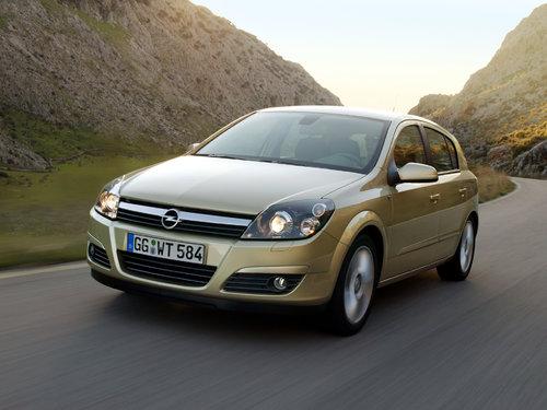 Opel Astra 2004 - 2007