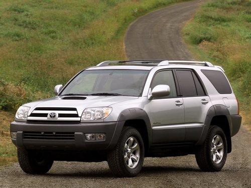 Toyota 4Runner 2002 - 2005