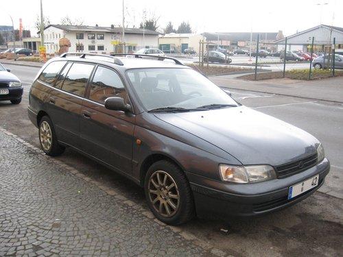 Toyota Carina E 1992 - 1996