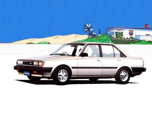 Toyota Carina 1981 - 1988