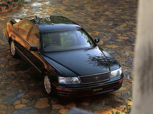 Toyota Celsior 1994 - 1997