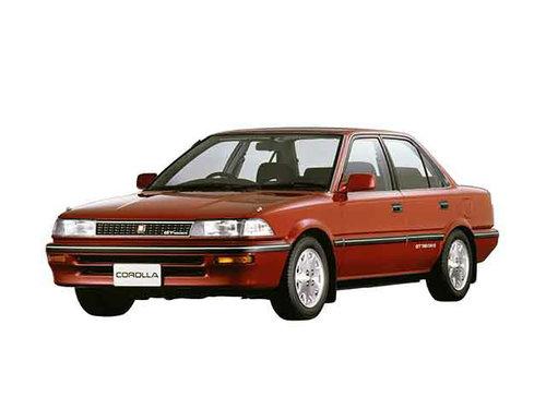Toyota Corolla 1989 - 1991