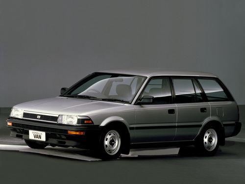 Toyota Corolla 1987 - 1991