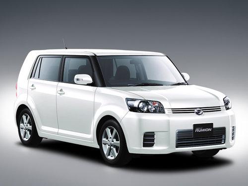 Toyota Corolla Rumion 2007 - 2009