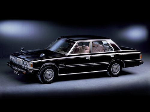 Toyota Crown 1979 - 1983