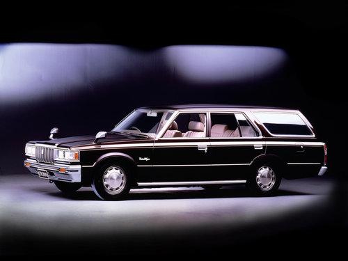 Toyota Crown 1979 - 1983