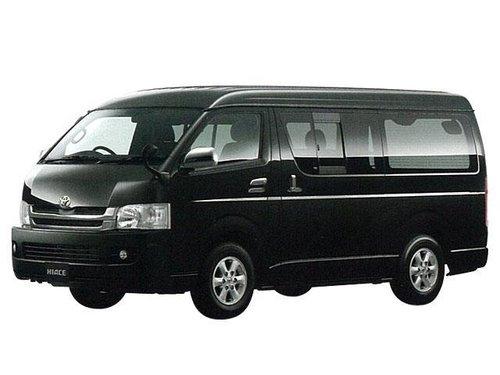 Toyota Hiace 2007 - 2010