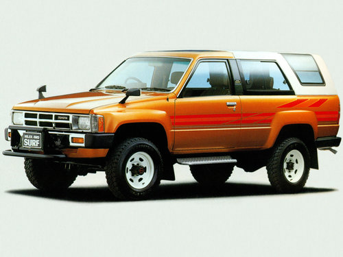 Toyota Hilux Surf 1984 - 1989