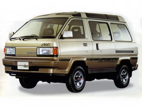 Toyota Lite Ace 1985 - 1988