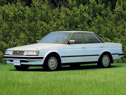 Toyota Mark II 1984 - 1988