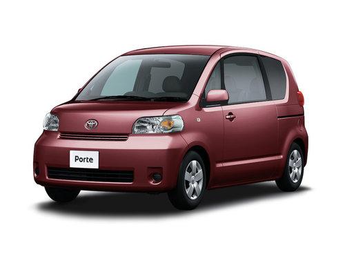 Toyota Porte 2005 - 2012