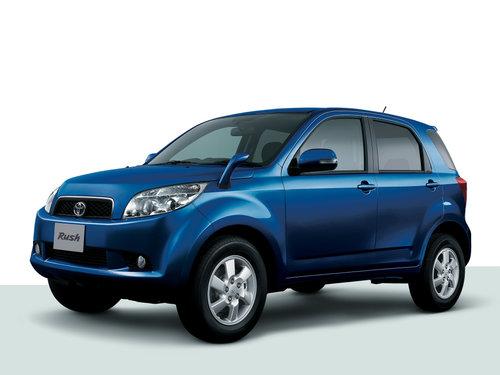 Toyota Rush 2006 - 2008
