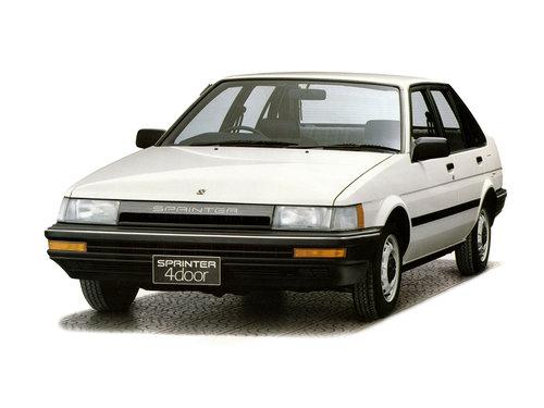Toyota Sprinter 1983 - 1987
