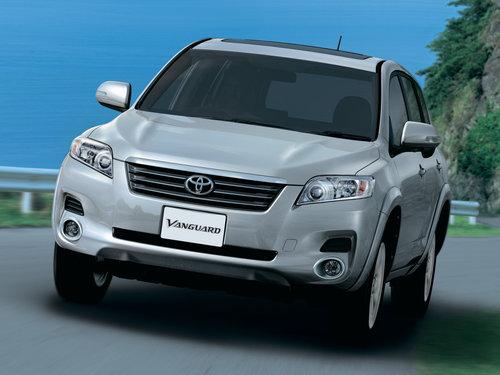 Toyota Vanguard 2007 - 2010