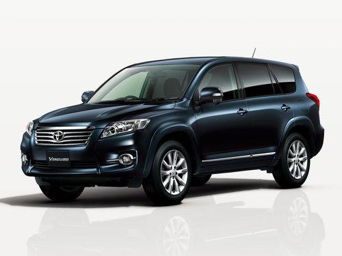 Toyota Vanguard 2010 - 2013
