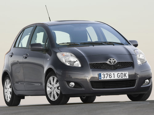 Toyota Yaris 2009 - 2010