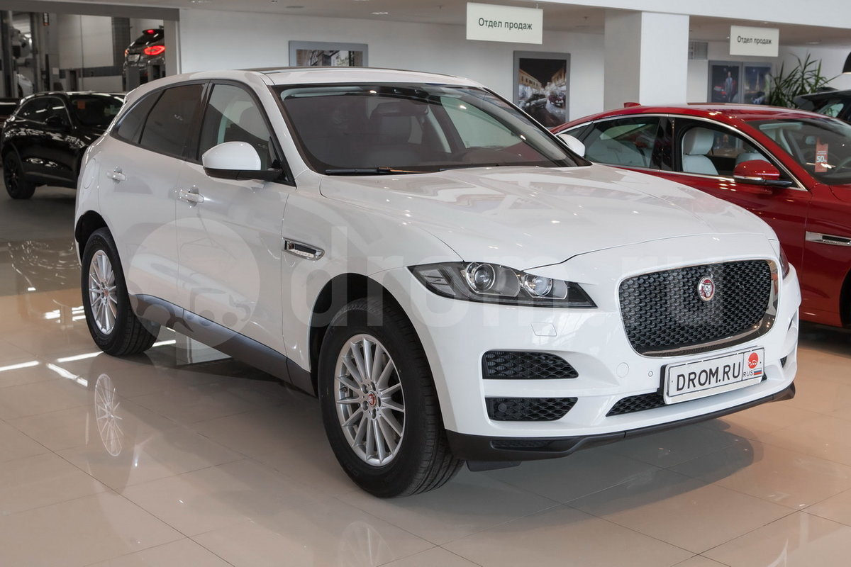 jaguar f pace 2 0 td at awd pure. Black Bedroom Furniture Sets. Home Design Ideas