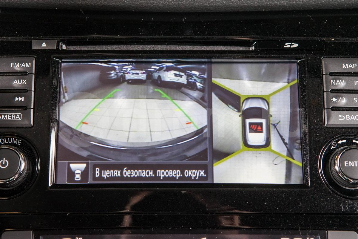 Камера переднего обзора: да
