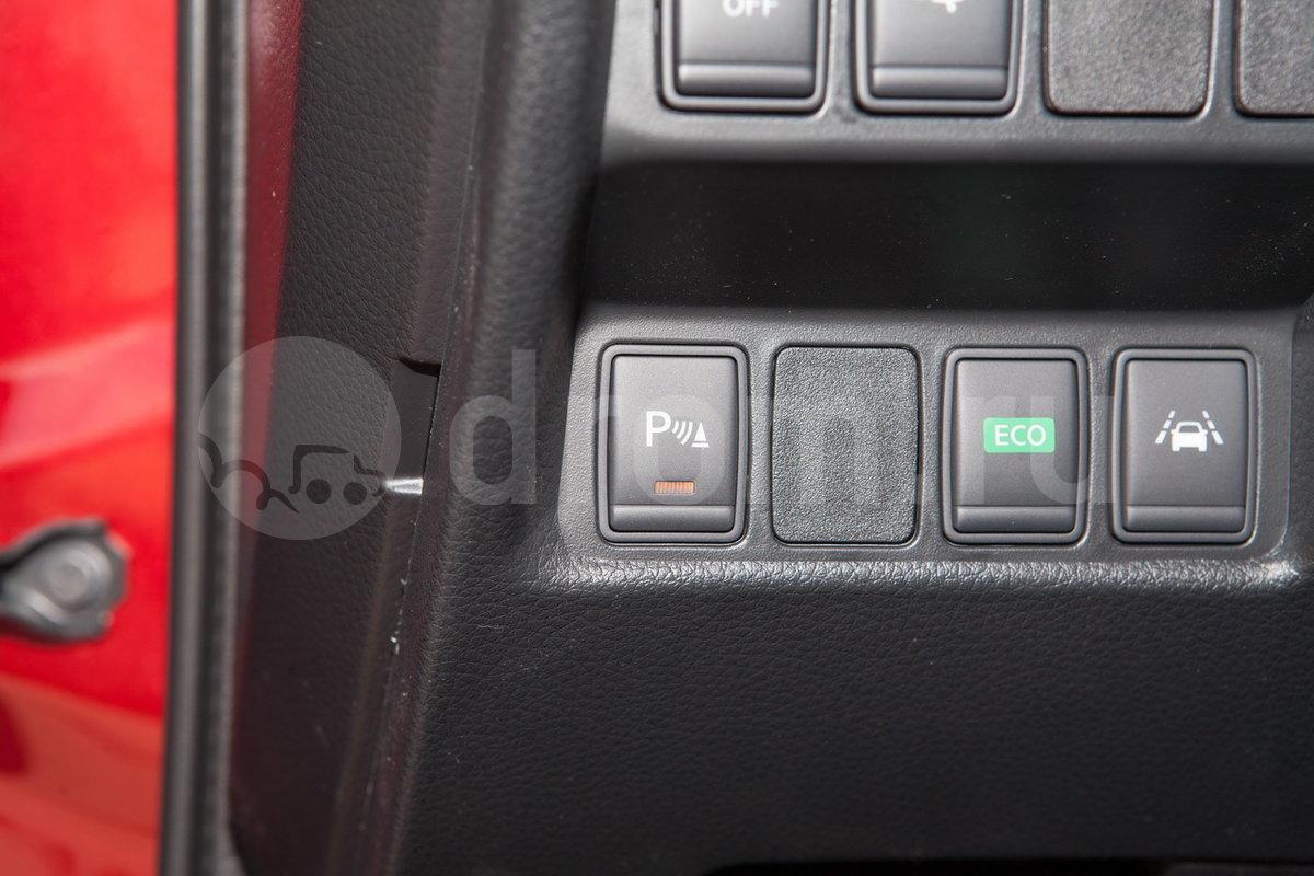 Передний парктроник: да