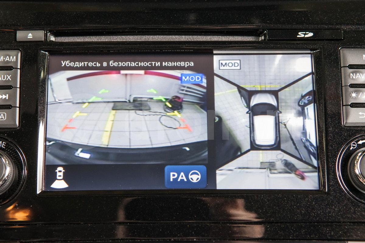 Интеллектуальная система помощи при парковке (IPA): да